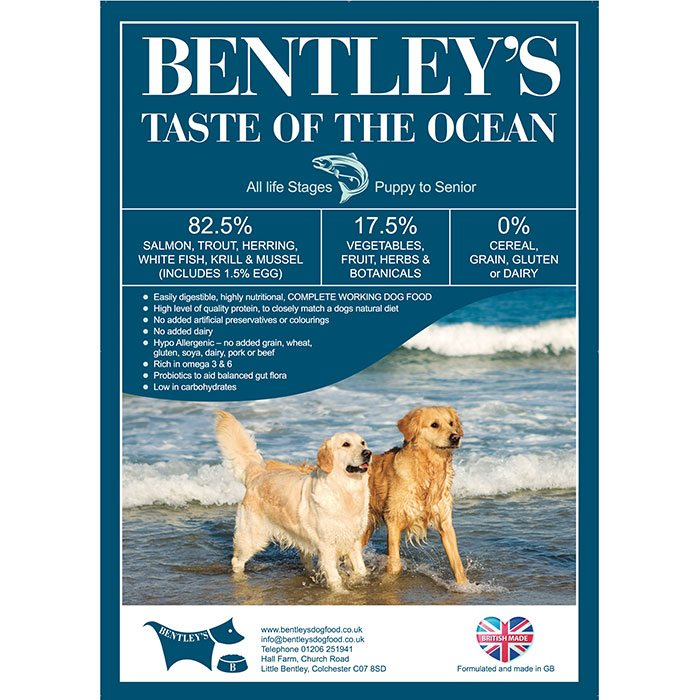 BENTLEY'S – A Taste of the Ocean