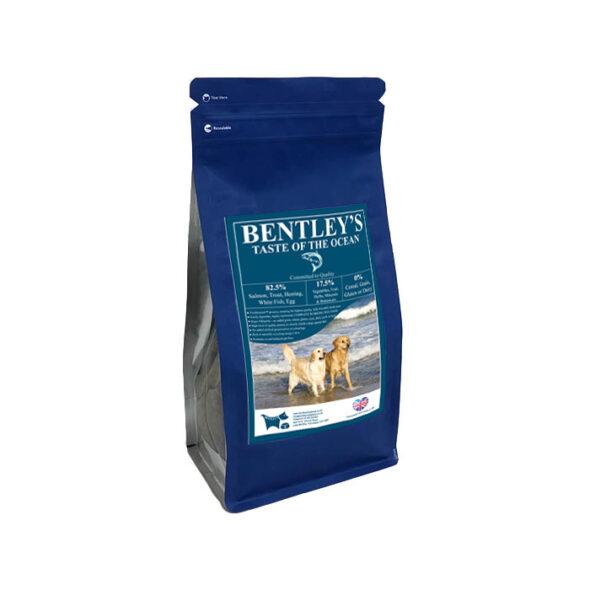Bentley's Fish Dog Food