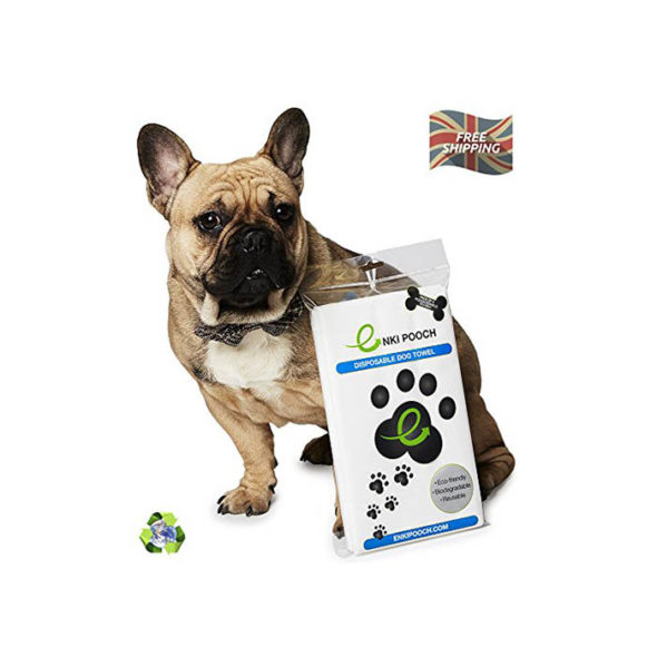 Disposable Dog Travel Towel 1