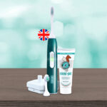 Ultrasonic Toothbrush for Dogs Emmi-Pet 1